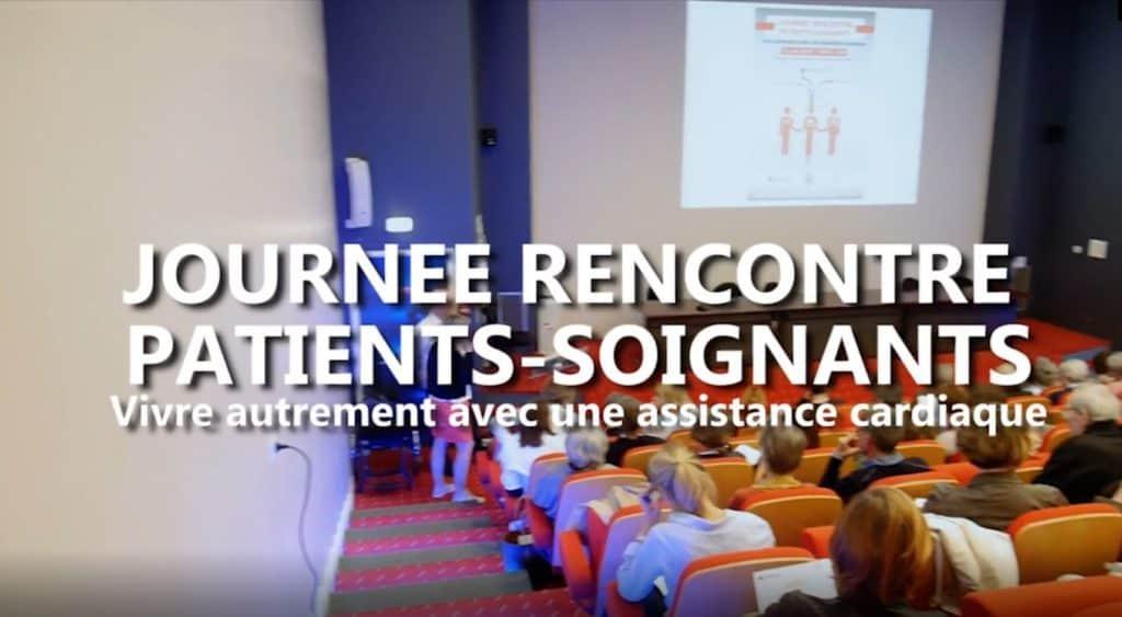 Journée rencontre Patients-Soignants : «Vivre avec une assistance cardiaque»   Rennes Juin 2019